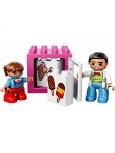 LEGO 10586 Duplo Фургон с мороженым