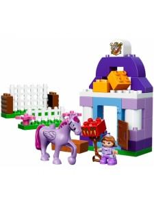 LEGO 10594 Duplo София Прекрасная: Конюшня