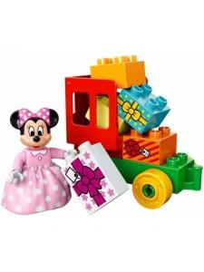 LEGO 10597 Duplo День рождения с Микки и Минни