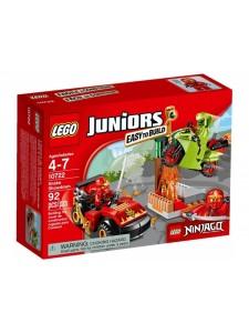 Лего 10722 Схватка со змеями Lego Juniors