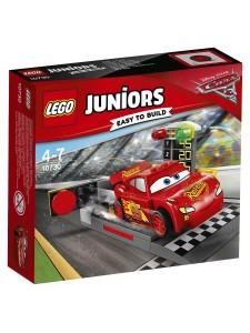 Лего 10730 Устройство для запуска Молнии МакКуина Lego Juniors