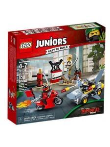 Лего 10739 Ниндзяго: Нападение акулы Lego Juniors