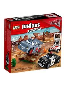 Лего 10742 Тренировочный полигон Вилли Бутта Lego Juniors