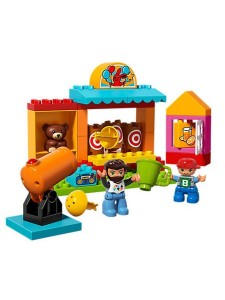 LEGO 10839 Duplo Тир