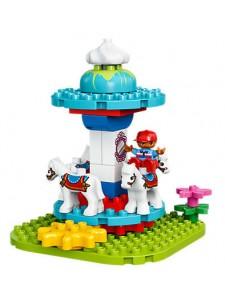 LEGO 10841 Duplo Семейный парк аттракционов
