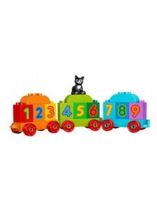LEGO 10847 Duplo Поезд Считай и играй