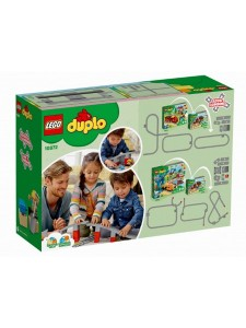 LEGO 10872 Duplo Железнодорожный мост