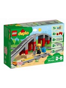 LEGO Duplo Железнодорожный мост 10872