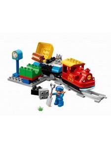 LEGO 10874 Duplo Поезд на паровой тяге
