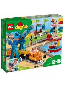 LEGO 10875 Duplo Грузовой поезд