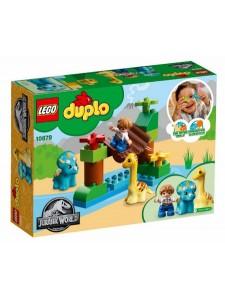 LEGO 10879 Duplo Парк динозавров
