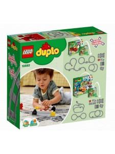 LEGO 10882 Duplo Рельсы