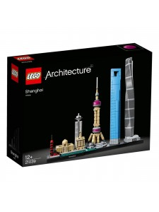Лего Шанхай LEGO® Architecture 21039