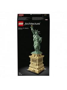 Лего Статуя Свободы LEGO® Architecture 21042