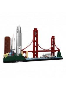Лего Сан-Франциско LEGO® Architecture 21043