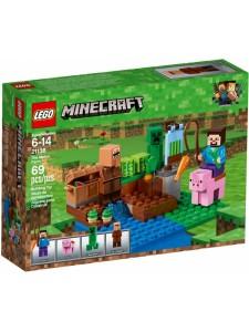 Лего 21138 Арбузная ферма Lego Minecraft