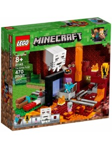 Лего 21143 Портал в Подземелье Lego Minecraft
