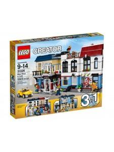 LEGO Creator Городская улица 31026