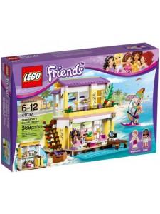 Лего 41037 Пляжный Домик Стефани Lego Friends