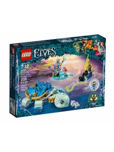 Лего 41191 Засада Наиды и водяной черепахи Lego Elves