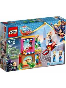 Лего 41231 Харли Квинн спешит на помощь Lego Super Hero Girls