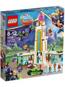 Лего 41232 Школа супергероев Lego Super Hero Girls