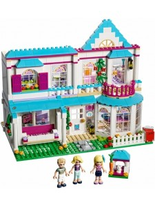 LEGO Friends Дом Стефани 41314