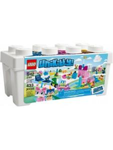 Лего 41455 Коробка кубиков для творческого конструирования Королевство Lego Unikitty
