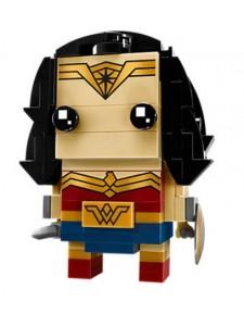 Лего 41599 Чудо Женщина Lego Brick Headz