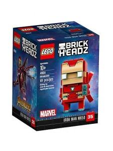 Лего 41604 Железный человек МК50 Lego Brick Headz