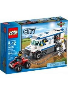 Лего 60043 Перевозчик Заключённых Lego City