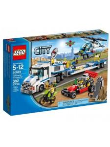 Лего 60049 Перевозчик вертолёта Lego City
