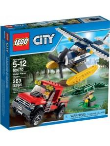 Лего 60070 Преследование на водном самолёте Chima