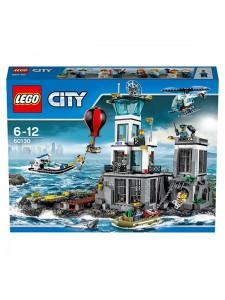 LEGO City Остров-тюрьма 60130