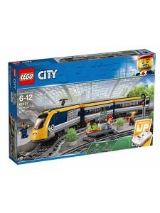 Лего 60197 Пассажирский поезд Lego City