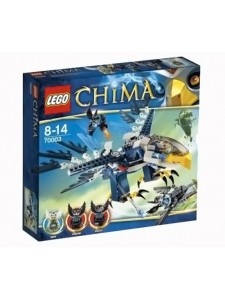 Лего 70003 Перехватчик Орла Эриса Lego Chima