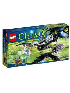 Лего 70128 Крылатый истребитель Браптора Lego Chima