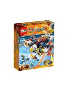 Лего 70142 Огненный истребитель Орлицы Эрис Lego Chima