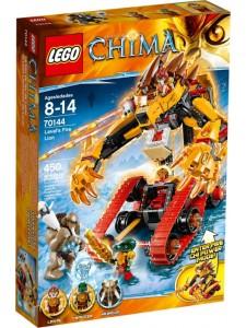 Лего 70144 Огненный Лев Лавала Lego Chima