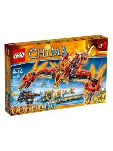Лего 70146 Огненный летающий Храм Фениксов Lego Chima