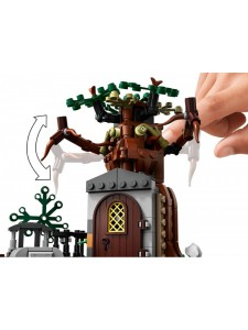 Лего Хидден Сайд Загадка старого кладбища Lego Hidden Side 70420