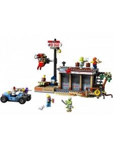 Лего Хидден Сайд Нападение на закусочную Lego Hidden Side 70422