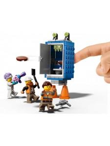 Лего Хидден Сайд Автобус охотников Lego Hidden Side 70423