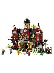 Лего Хидден Сайд Школа с привидениями Ньюбери Lego Hidden Side 70425