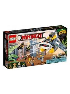 Лего 70609 Бомбардировщик Морской дьявол Lego Ninjago