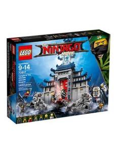Лего 70617 Храм Последнего великого оружия Lego Ninjago