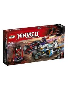 Лег 70639 Уличная погоня Lego Ninjago