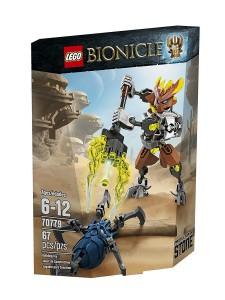 Лего 70779 Страж Камня Lego Bionicle