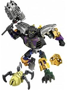 Лего 70789 Онуа Повелитель Земли Lego Bionicle