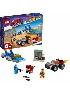 Лего 70821 Мастерская «Строим и чиним» Эммета и Бенни! Lego Movie